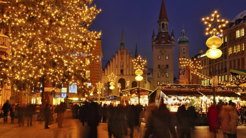10 Of The Best German Christmas Markets To Visit