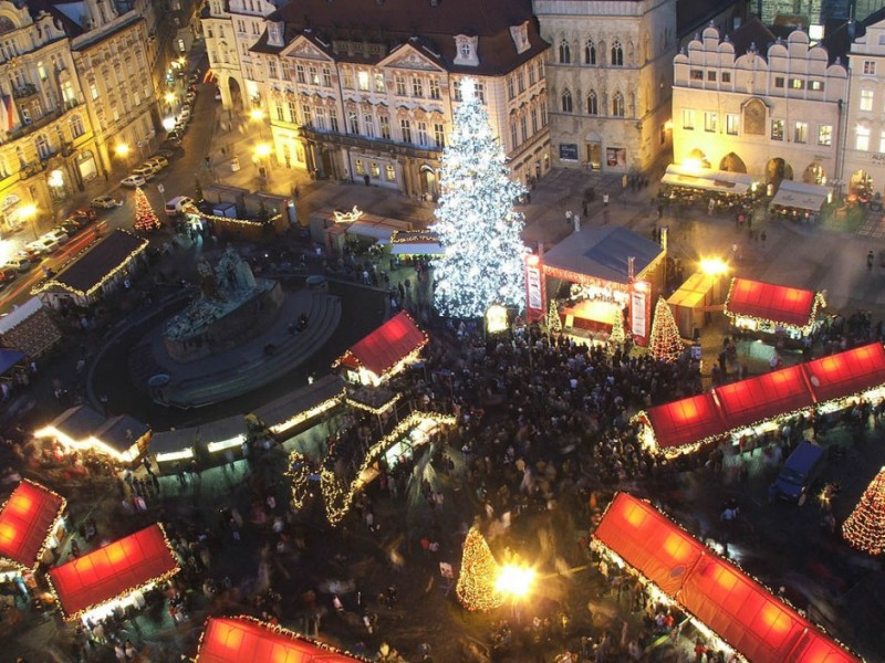 10 Of The Most Magical Christmas Destinations In Europe