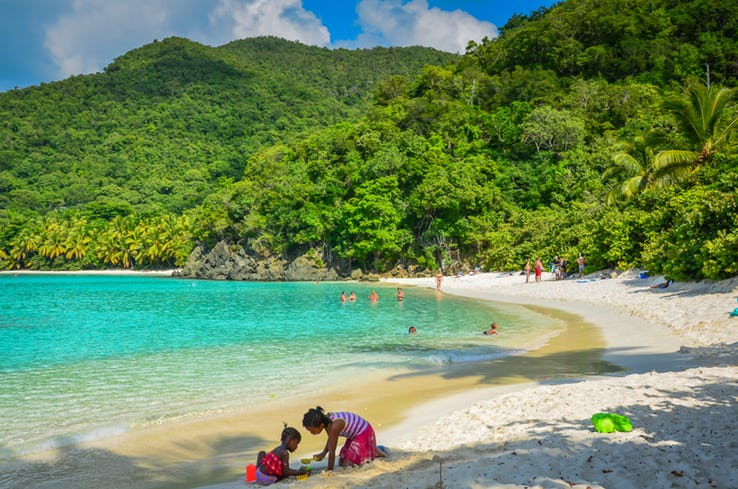 25 Most Beautiful White Sand Beaches