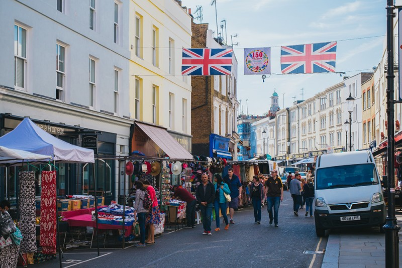 3 London Markets You Need to Visit