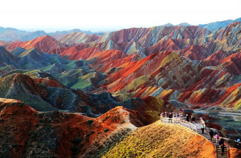 17 Of The Most Unbelievable Places You'll Find On Earth