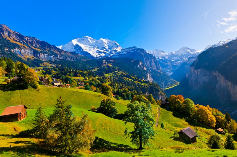 Everything About Switzerland