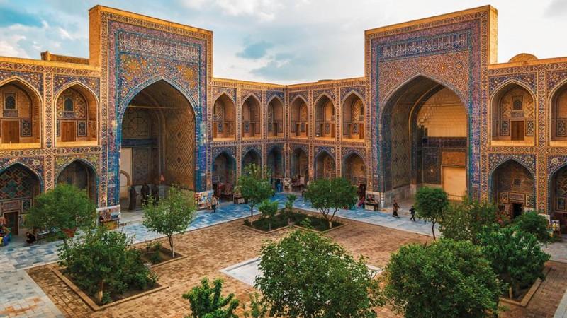 Silk Road: Exploring The Rich Trading Culture Of Uzbekistan