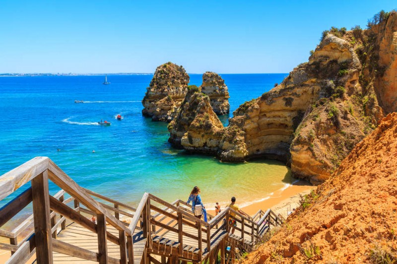 The 5 Best Beaches and Secret Sea Caves in Portugal