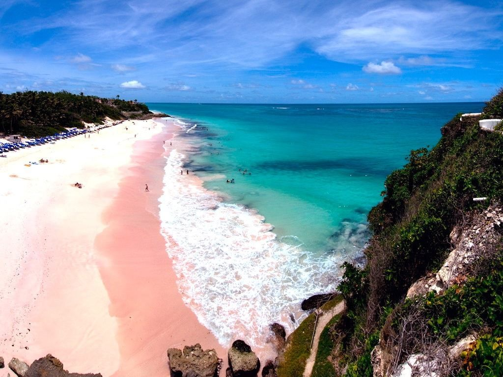 The Best Pink Sand Beaches Around the World